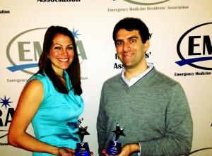 EMRA award!