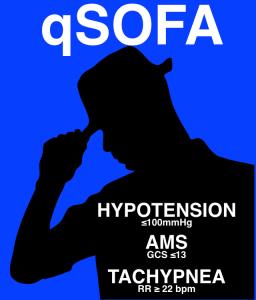 qSOFA scoring